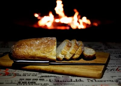 Jenobli Safaris - Fire & Bread